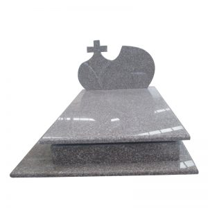 G664 polished Poland granite monument.jpg