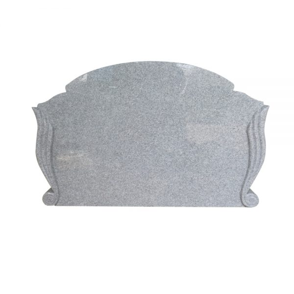 Grey granite Israel tombstone design.jpg