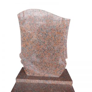 G562 red granite tombstones.jpg