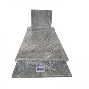 viscount white granite tombstone.jpg