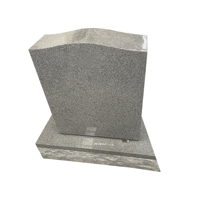 Grave Monument Designs with Upright Design