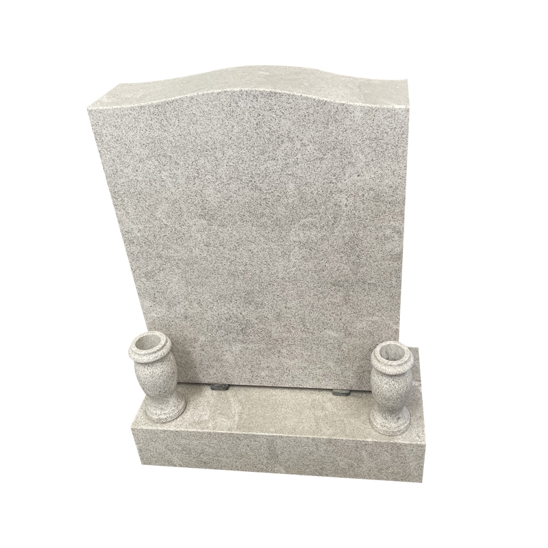 Grey granite Affordable Tombstones Prices