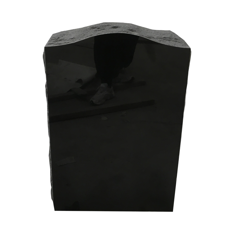 Traditional Black Upright Monuments Price