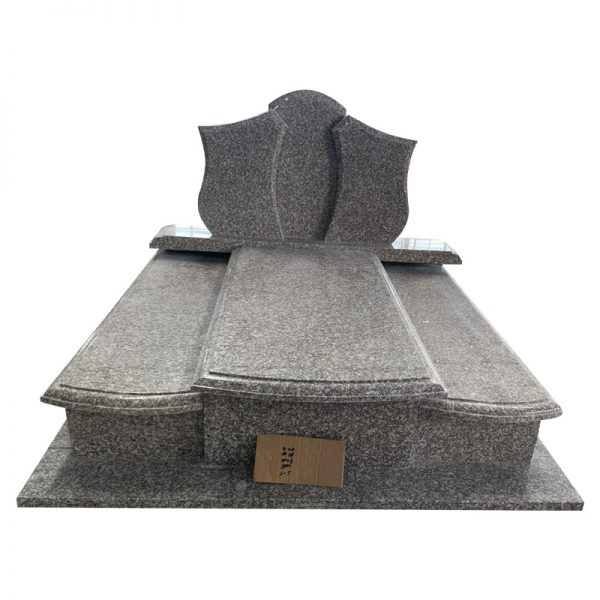 G664 Granite Tombstone Set with Cost-efficient Price