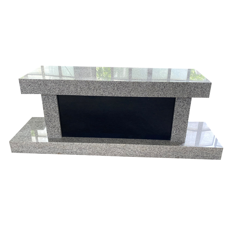 Granite Bench Headstones with High Quality
