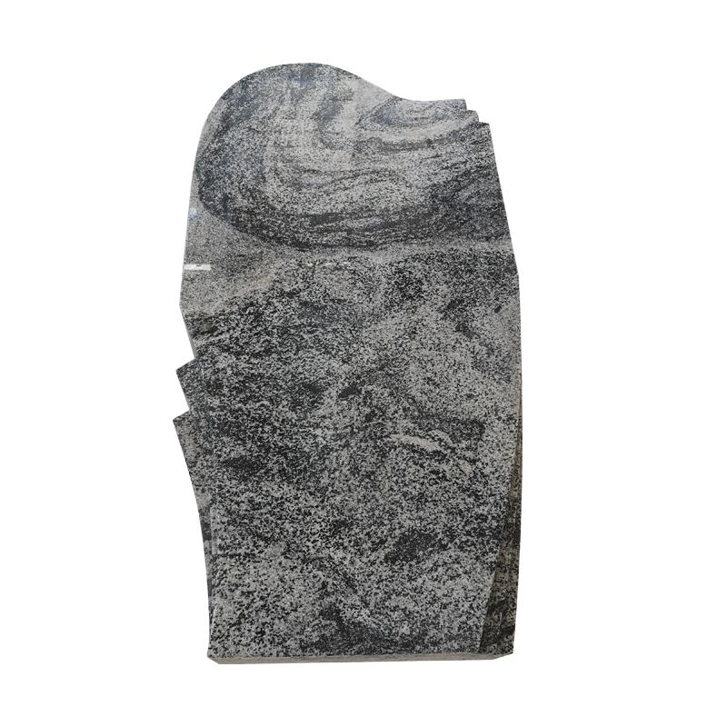 Grey Granite Headstone with Afordable Price